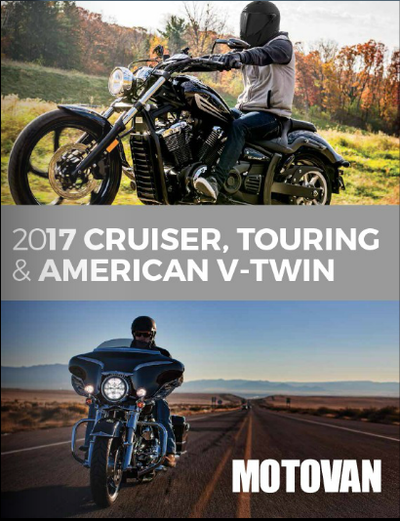 MOTOVAN CRUISER, TOURING, AND AMERICAN V-TWIN