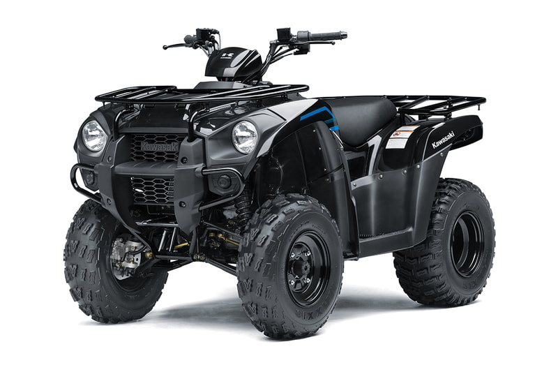 2021 KAWASAKI BRUTE FORCE 300 BLACK