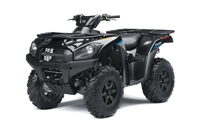 2021 KAWASAKI BRUTE FORCE 750 4X4I ESP BLACK