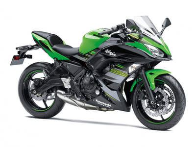 2019 KAWASAKI NINJA 650 ABS KAWASAKI RACING TEAM EDITION
