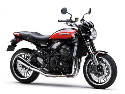 2019 KAWASAKI Z900 RS SPECIAL EDITION RED/BLACK