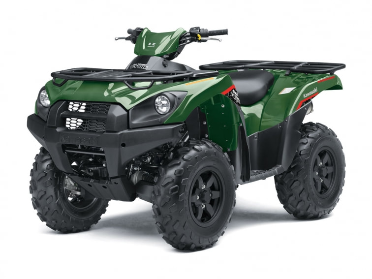 2019 KAWASAKI BRUTE FORCE 750I 4X4 GREEN