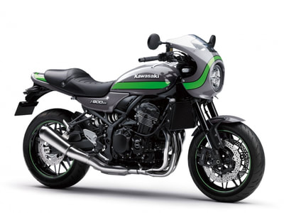 2019 KAWASAKI Z900RS CAFE GRAY