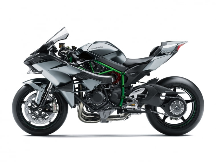 2019 Kawasaki Ninja H2r Black Bobs Cycle
