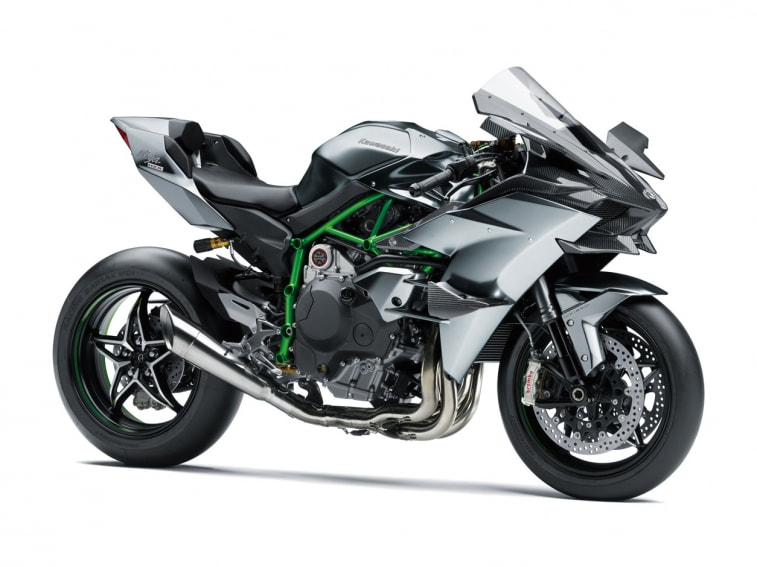2019 KAWASAKI NINJA H2R BLACK - Bob's Cycle