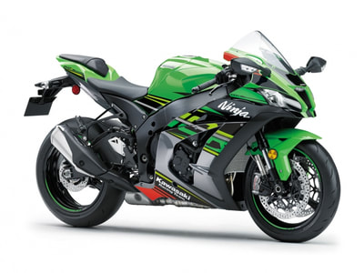 2019 KAWASAKI NINJA ZX-10R ABS RACE TEAM EDITION