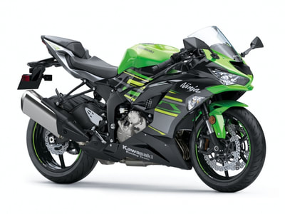 2019 KAWASAKI NINJA ZX-6R ABS RACING TEAM EDITION
