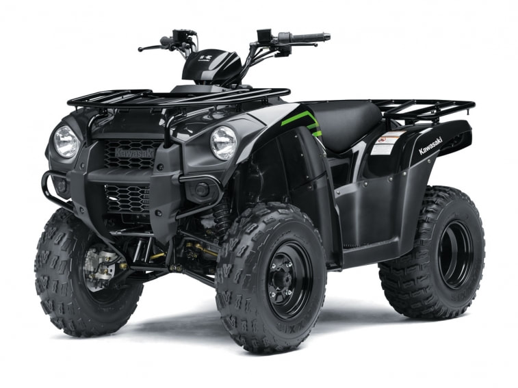 2020 KAWASAKI BRUTE FORCE 300 BLACK