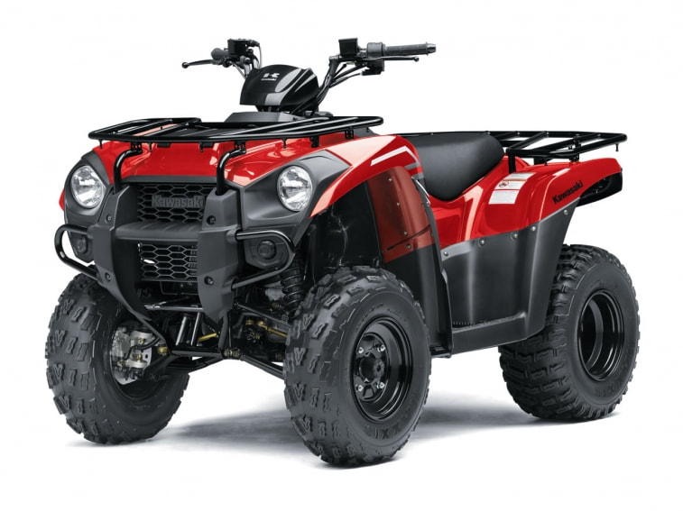2020 KAWASAKI BRUTE FORCE 300 RED