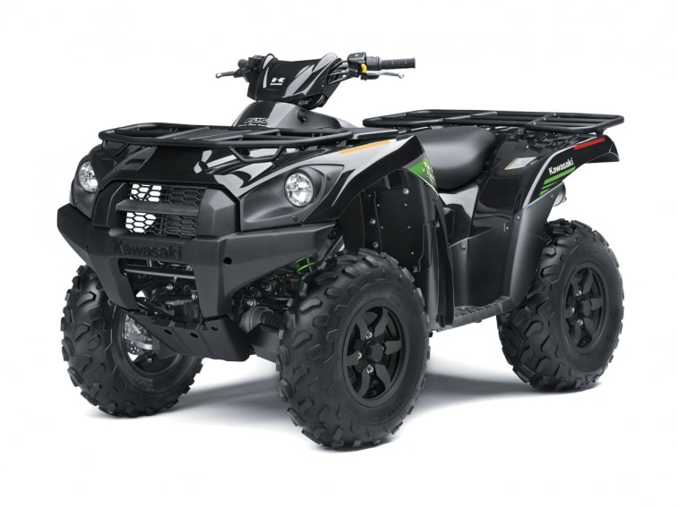 2020 KAWASAKI BRUTE FORCE 750 4X4I EPS BLACK