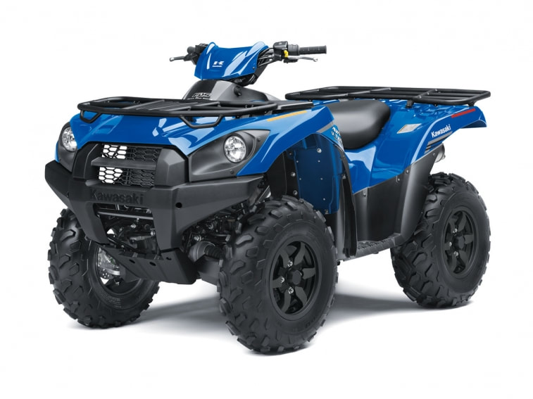 2020 KAWASAKI BRUTE FORCE 750 4X4I EPS BLUE