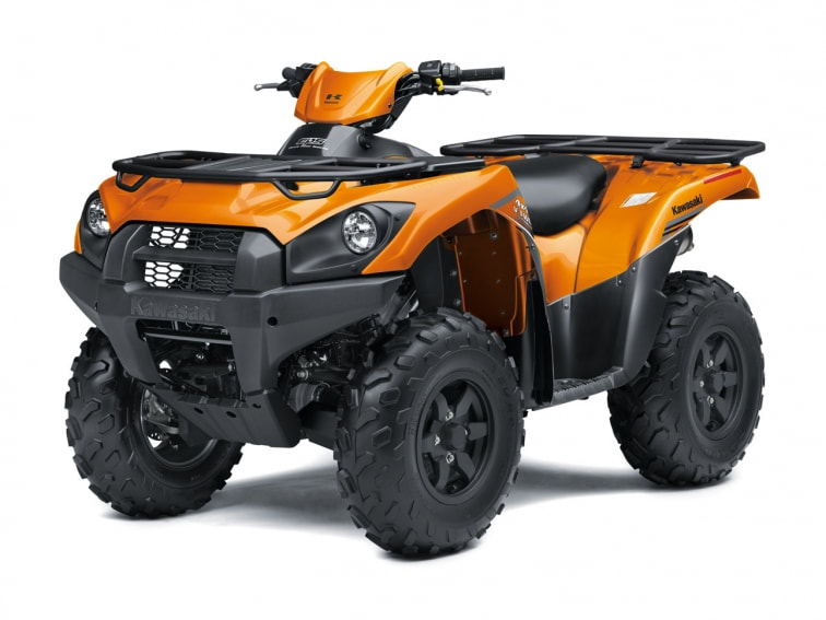 2020 KAWASAKI BRUTE FORCE 750 4X4I ESP SE ORANGE