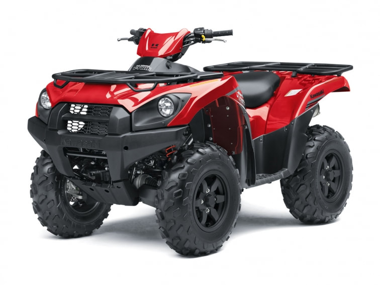 2020 KAWASAKI BRUTE FORCE 750 4X4I RED